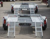 Прицеп Сантей 3000-51 - Лафет - для перевозки авто