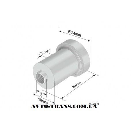 Ролик сдвижной крыши-rm24-609et