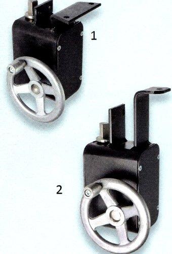Механизм натяжения тента Kogel